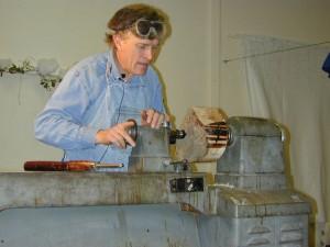 Dennis at work