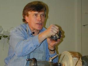 Dennis teaching