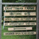 Craftsman Farm Sign